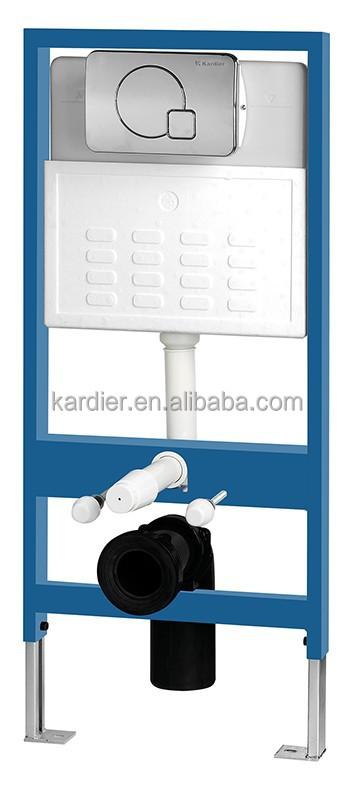 Dise o nico de ahorro de agua moderno inodoro conceala 2 Inodoros modernos precios
