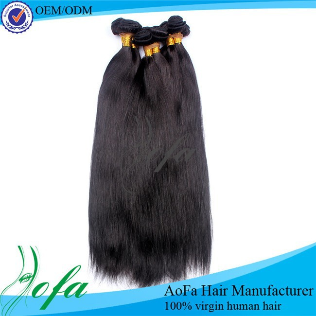 China online shopping cheap unprocessed malaysian hair weave