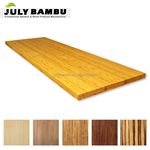 Eco-friendly solid bamboo furniture board 4x8 plywood factory