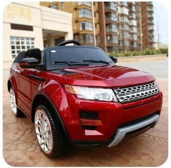 Electric Car Kids Land Rover Discovery 4 Seater Toy Cars For