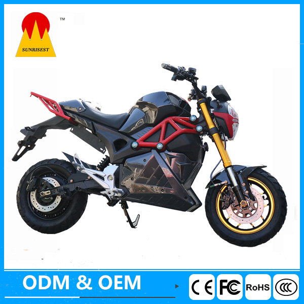 1000w electric battery powered motorcycle with high quality best price