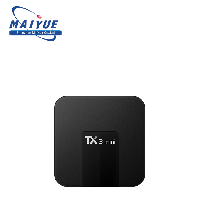 Android Tx3 Mini TV Box Android 7,1 1g/2 GB RAM 16 GBROM Amlogic S905W apoyo 4 K