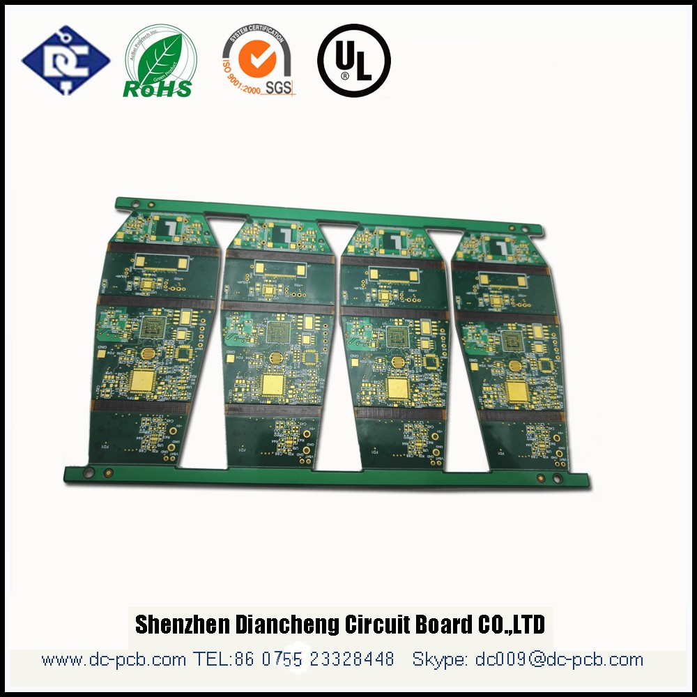 shen zhen electronic circuit chips custom main board for car light android development board bluetooth speaker circuit board