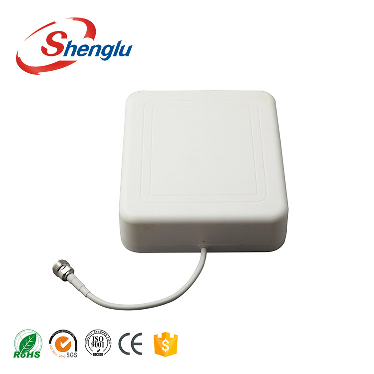 Antenna manufacturer 800-2700mhz wideband 9dB gain directional panel antenna used signal booster indoor antenna