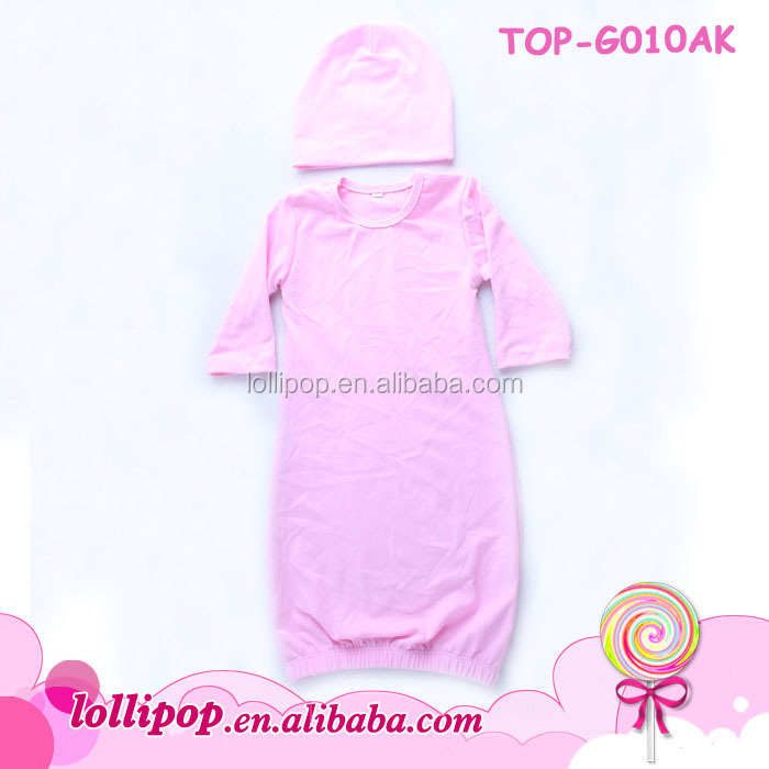 2017 Latest Design Baby Night Gown Evening Fashion Baby Sleep Gown ...