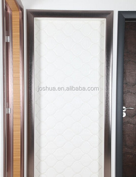 Leather Wood Door Aluminum Frame - Buy Fire Rated Aluminum Door Frames,Wood  Door,Modern Wooden Door Product on Alibaba com