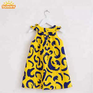 Cheap Children Frocks Designs in India Soft Pretty Frocks for Children