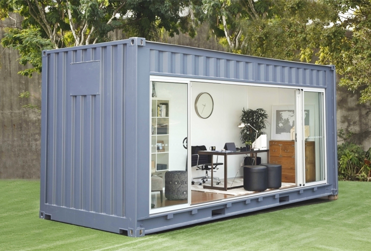 20ft newest best selling prefabricated mobile folding container home foldable container houses offices