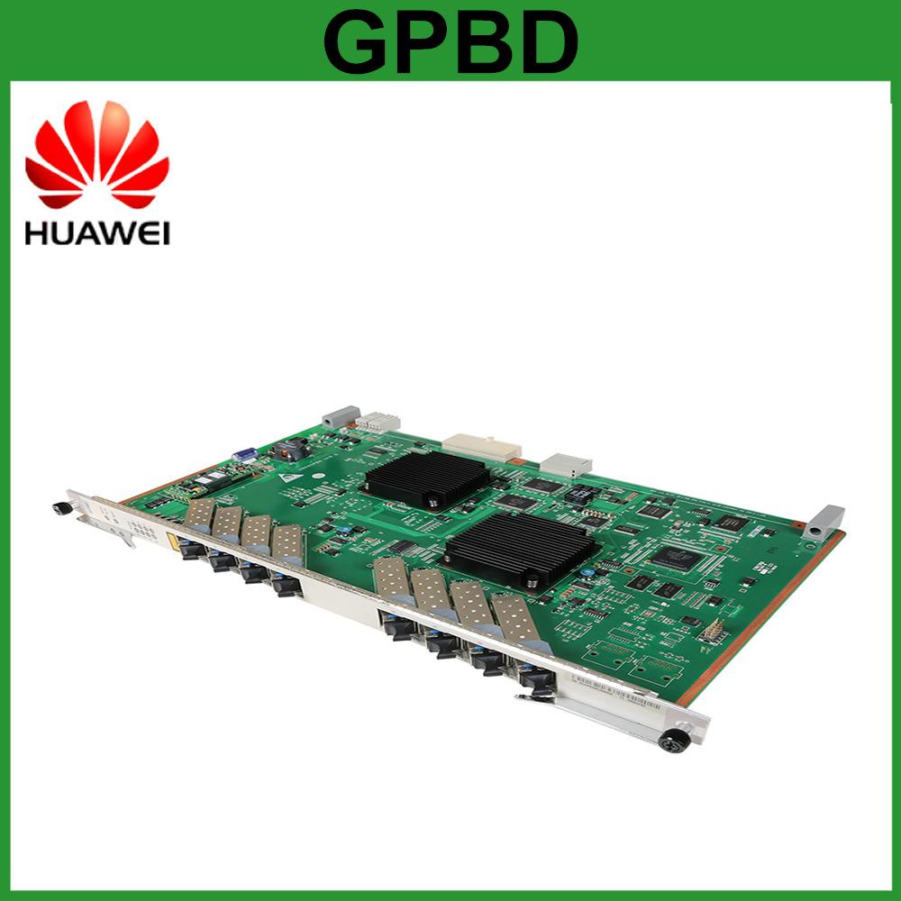 Fiber Optic Equipments Steady Original New Hua Wei 16port Gpon Card Board Gphf C Sfp Modules 16ports Gpon Olt Interface Board For Ma5800-x7 Ma5800-x17 Olt Communication Equipments