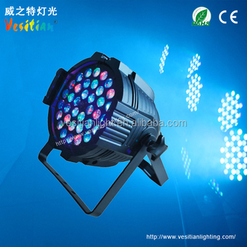 Ktv China Price Dmx Led Stage Light And Wedding Light Rgb 3in1 ...