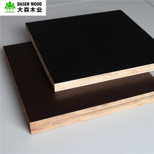 Cheap exterior 4x8 film faced plywood construction material