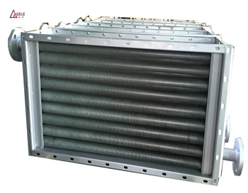 OEM acceptable carbon/ stainless steel heat exchanger for Double-side Coating machine