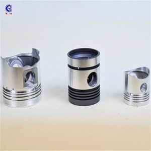 Farm machine diesel engine spare part R175 piston for tractor on promotion