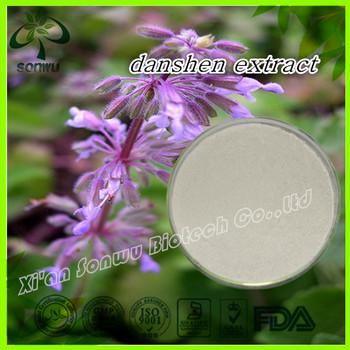 Danshen extract powder/danshen root extracts
