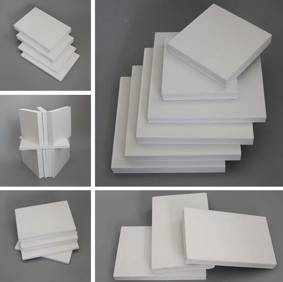 18mm Plastic Polyvinyl Chloride Waterproof Pvc Sheet For