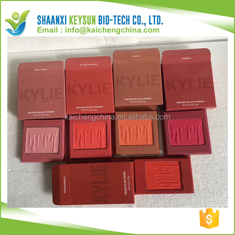 Kylie xoxo single face blush powder makeup cheek powder blusher