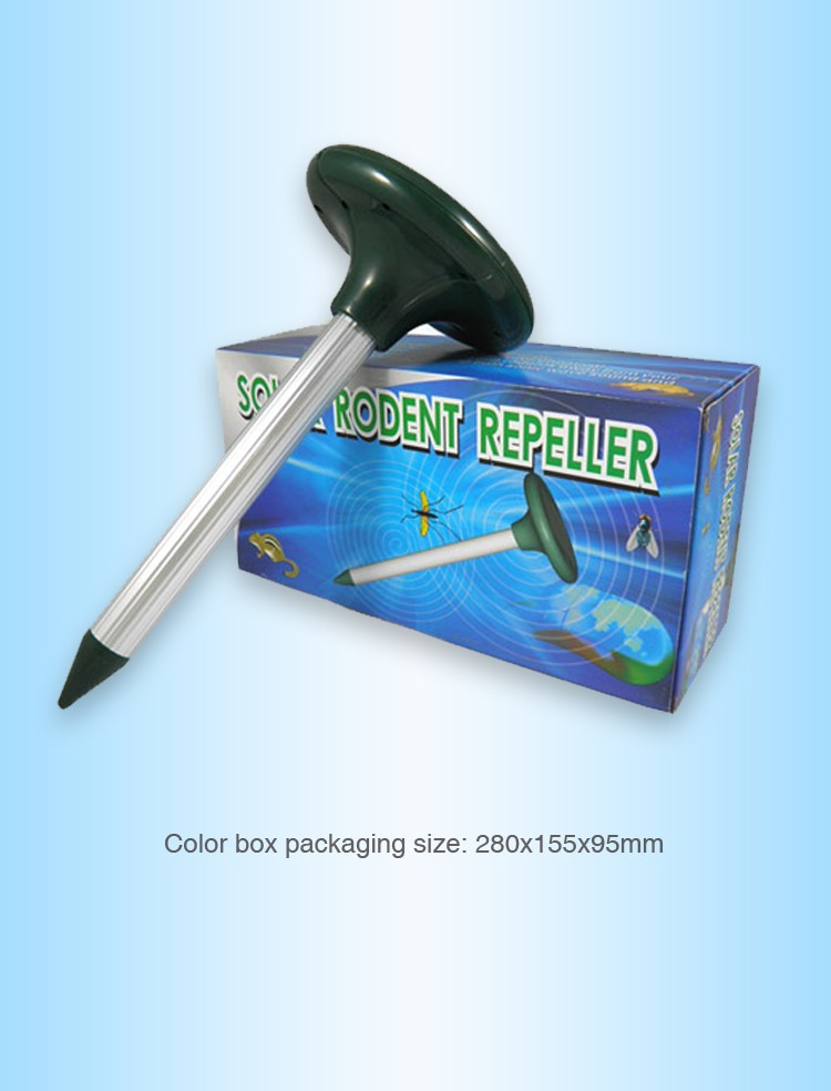 Aosion garden tools wholesale solar mole repellent get rid for Gardening tools wholesale
