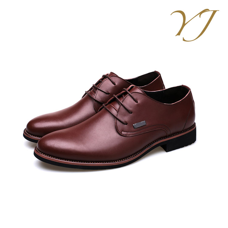 men shoes italian cowhide genuine handmade leather dress 2017 Latest Yw68vv