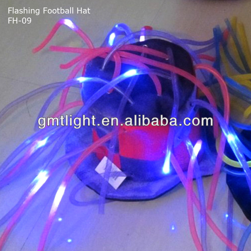 led party hat with 12 hours lighting time