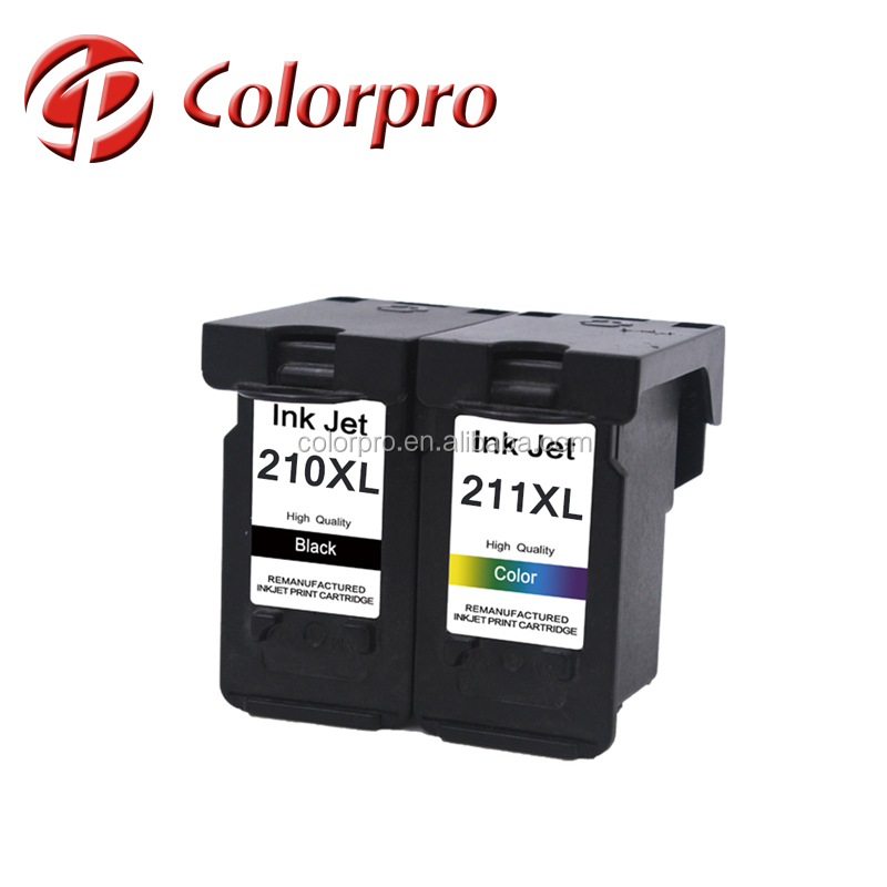 Compatible Ink Cartridges For Canon 210 211 Suppliers And Manufacturers At Alibaba