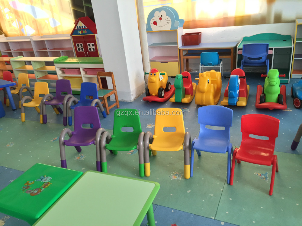 Superb Adjustable Height Used Daycare Furniture,used Preschool Tables And Chairs,preschool  Table