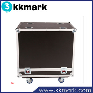 Flight Cases for Yamaha Speakers with Wheels