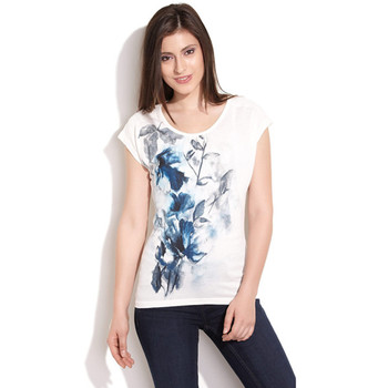 Womens Printed Tshirts Floral Graphic Tee Buy Womens Printed