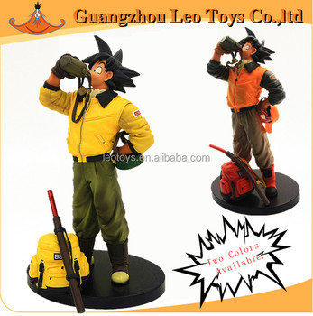 Dragon Ball Z Son Goku Banpresto Figure Colosseum Scultures Big 3 Color Changing Japanese Anime Action Figure Toys Maufacturer Buy Japanese Movies