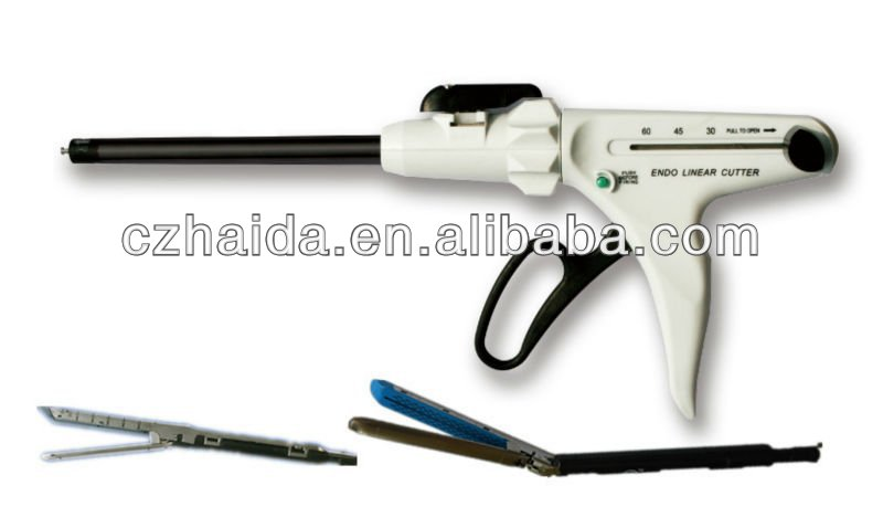 Endoscopic linear cutter/Surgical instrument