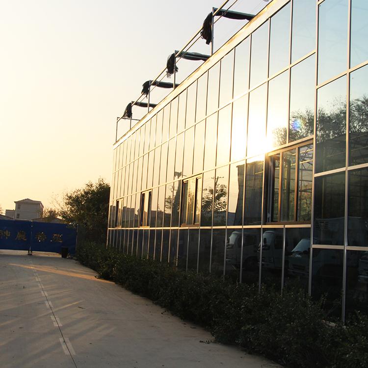 Skyplant Mutispan Đường Hầm Nhà Kính cho Dâu Tây Nho Raspberry