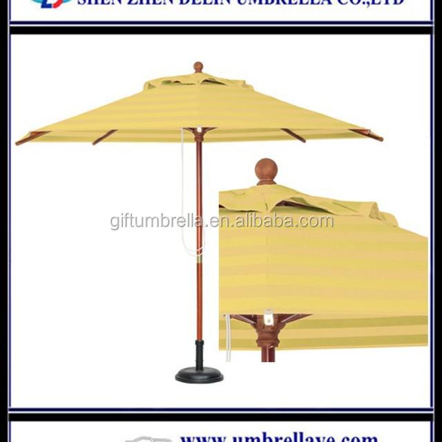 All Windproof Sun Big Garden Umbrella For Sale, Patio Umbrella Size