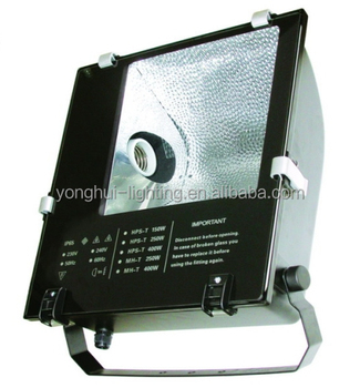 Outdoor Floodlight 250w 400w Metal Halide Hid Flood Light
