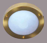 House Decorative Golden Side E27 Modern Brief Flush Mount Ceiling ...