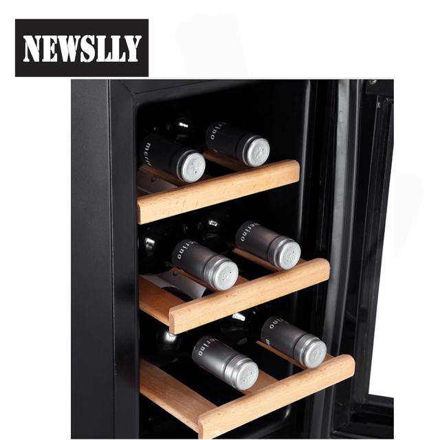 New Counter Top Small Wine Fridge Dual