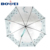 Dome Transparent Cheap Clear Custom Bubble Apollo Umbrella for Summer Sports  Travel Outdoor