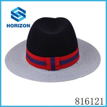 Tender wide brim straw hat popular in sun beach protect from sunshine