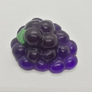 Hot selling natural grape hand made body soap