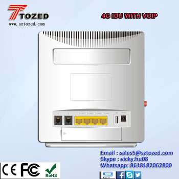 Unlocked 4G LTE CPE Router CAT4 LTE modem with external antenna, View lte  cpe, Tozed Product Details from Shenzhen TOZED Technologies Co , Ltd  on