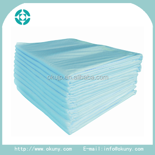 Disposable baby and adult care underpad