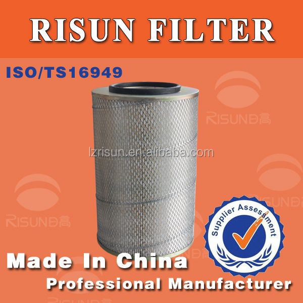 Automobiles & Motorcycles construction equipments Replacement Parts air filters core air compress filter element K2133