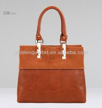 Retro fashion leather bags Suede bag Shoulder Messenger handbags