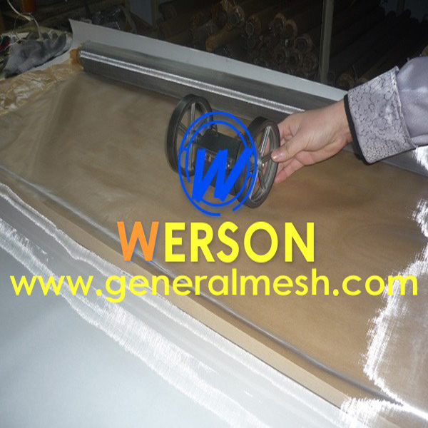 100 mesh Ultra-thin stainless steel wire mesh