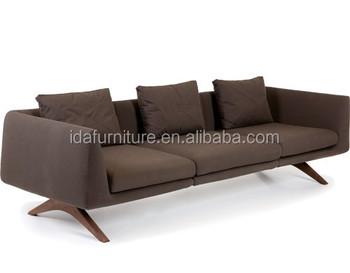 Modern Hepburn Fixed 3 Seater Sofa Matthew Hilton Hephurn Product On Alibaba