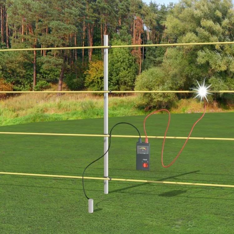3j Security High Voltage 12v Electric Fence Energizer For ...