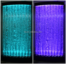 Hotel halll ed decoraties water bubble grote water feature <span class=keywords><strong>aquarium</strong></span> tank