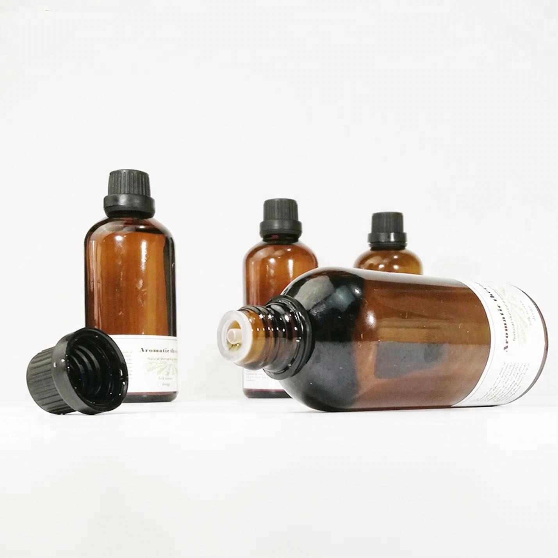 Huile Essentielle De Gingembre pur Étiquette Privée Boîte D'emballage D'huile Essentielle Huile Essentielle Ensemble