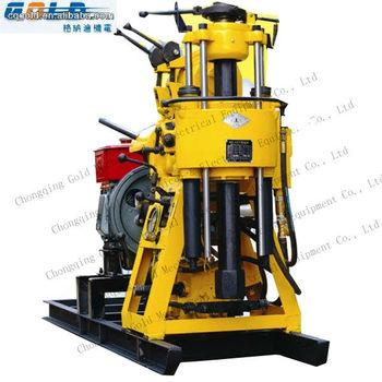 gold digging machine