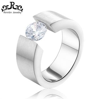RIGTR23 New Man Jewelry Design 316L Stainless Steel Silver Ring Male Cheap  Jewelry Companies, View men's silver rings, Rinntin Product Details from