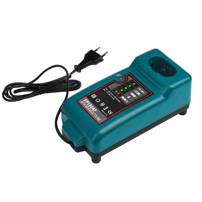 Power Tool Battery CHARGER For MAKITA 7.2V 9.6V 12V 14.4V 18V Li-Ion Ni-Mh Ni-Cd