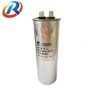 Competitive price ac coupling capacitors cbb65 50uf